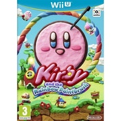 (Damaged Packaging) Kirby And The Rainbow Paintbrush Wii U Game