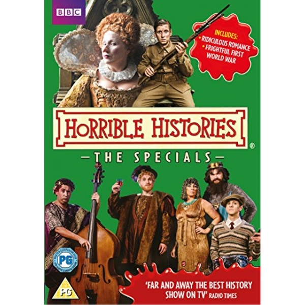 Horrible Histories - Specials Double DVD