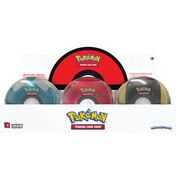 Pokemon TCG Poke Ball Tin - Series 4 (1 At Random)