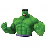 Marvel Bust Bank Green Hulk