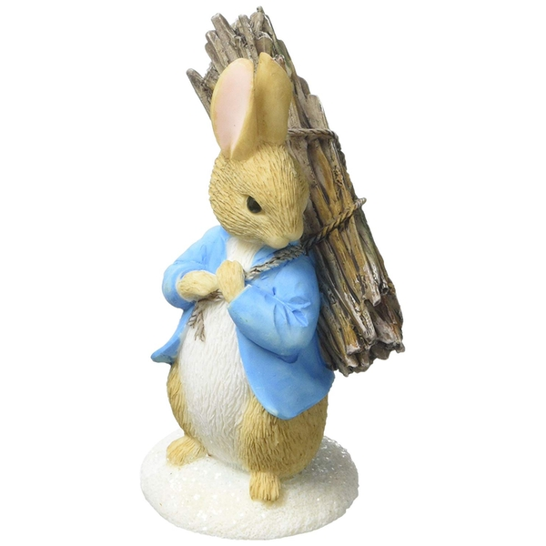 Peter Carrying Sticks (Beatrix Potter) Figurine