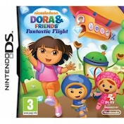 Dora and Friends Fantastic Flight Game DS