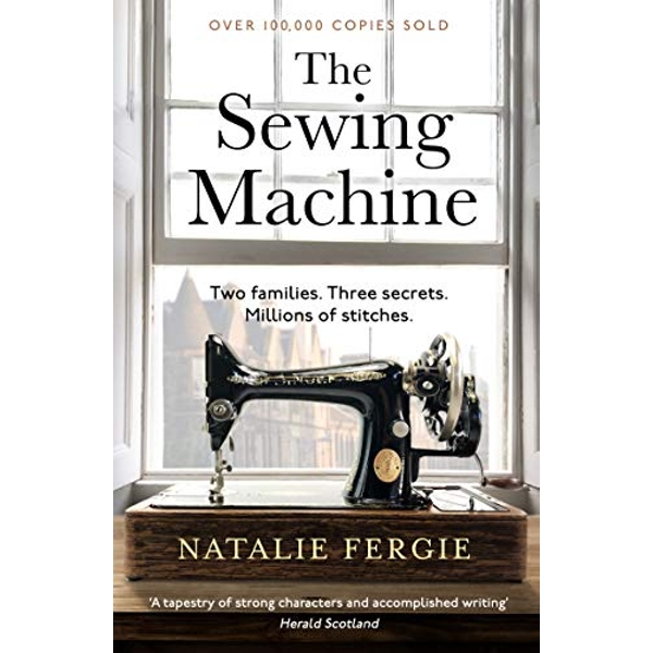The Sewing Machine  Paperback / softback 2019