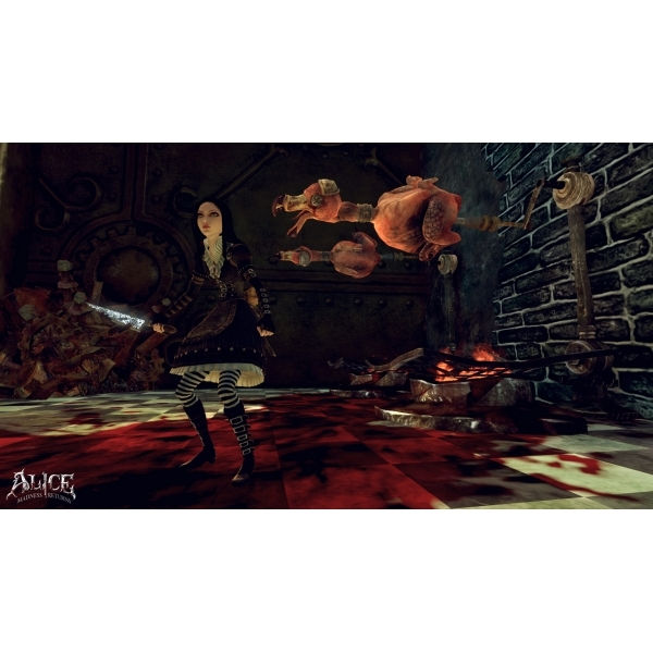 Alice Madness Returns Game PC - Image 4