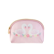Sass & Belle Freya Swan Cosmetic Bag
