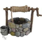 Wishing Well Fairy Ornament