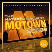 The Nation's Favourite Motown Songs CD