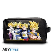 DRAGON BALL - DBZ/Super Saiyans Toilet Bag