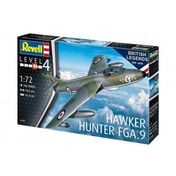 Hunter FGA.9 100 Years RAF 1:72 Revell Model Set