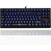 Thermaltake E-Sports Poseidon ZX Illuminated Mechanical Keyboard