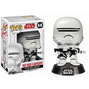 First Order Flametrooper (Star Wars Episode 8 The last Jedi) Funko Pop! Bobble Vinyl Figure