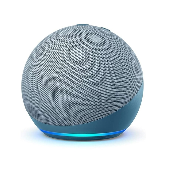 All-new Amazon Echo Dot (4th generation) Smart speaker with Alexa Twilight Blue