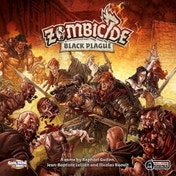 Zombicide Black Plague Board Game