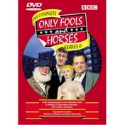Only Fools And Horses The Complete Series 6 DVD