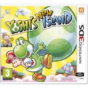 Yoshis New Island Game 3DS