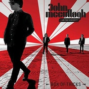 John McCullagh & The Escorts - Box of Tricks (7 Inch) Vinyl