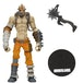 Krieg (Borderlands) McFarlane Action Figure - Image 5