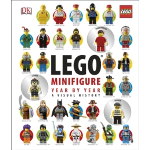 LEGO (R) Minifigure Year by Year A Visual History : With two Minifigures