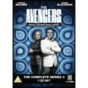 The Avengers Series 3 DVD