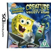 Ex-Display Spongebob Squarepants And Friends Creature From Krusty Krab Game DS Used - Like New