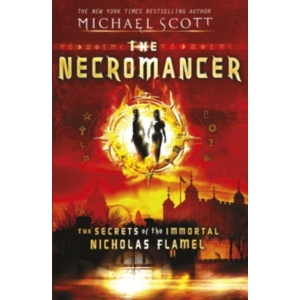 The Necromancer: Book 4 by Michael Scott (Paperback, 2011)