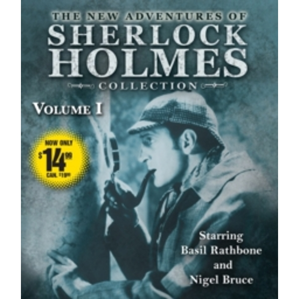 The New Adventures of Sherlock Holmes Collection Volume One Abridged CD by Boucher, Green (CD-Audio, 2009)