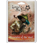 Legend of the Five Rings: Disciples of the Void Phoenix Clan Expansion Pack