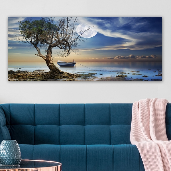YTY592870400_50120 Multicolor Decorative Canvas Painting