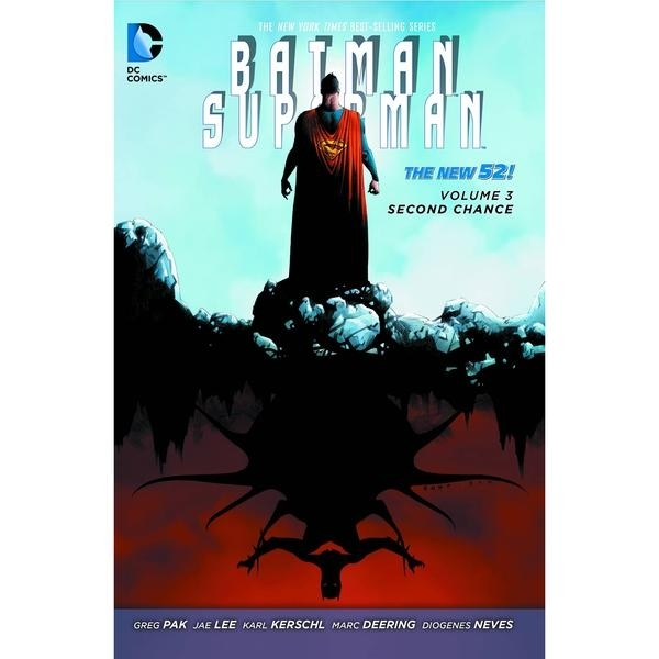 Batman/Superman Volume 3 Second Chance The New 52