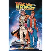 Back To The Future  Volume 5: Time Served