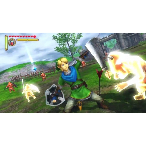 Hyrule Warriors Wii U Game - Image 4