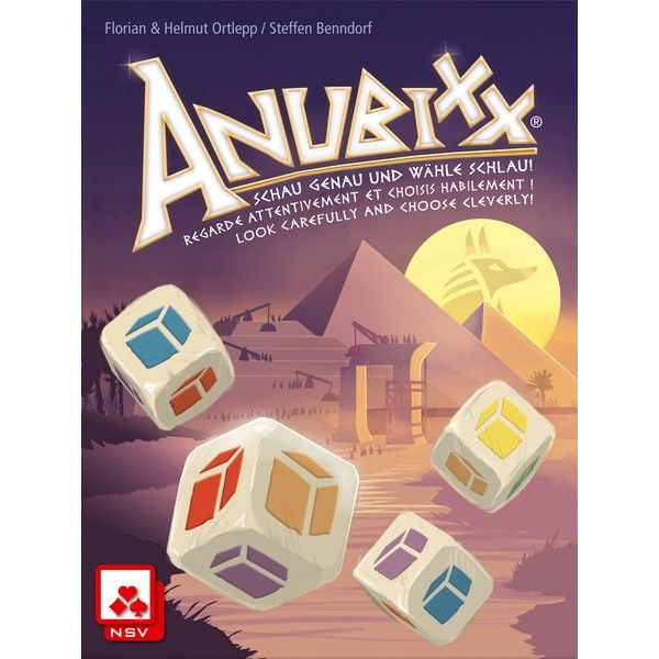 Anubixx Dice Game