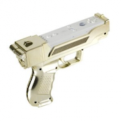 Venom VX Shooter Limited Gold Edition Gun Wii
