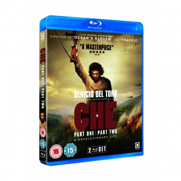 Che Part One & Two Blu-ray