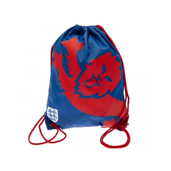 England Red Lion Draw String Gym Bag