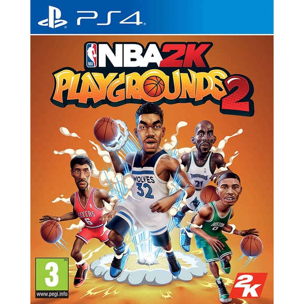 NBA 2K Playgrounds 2 PS4 Game - Image 1