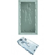 Star Wars Deluxe Han Solo in Carbonite Silicone Ice Tray