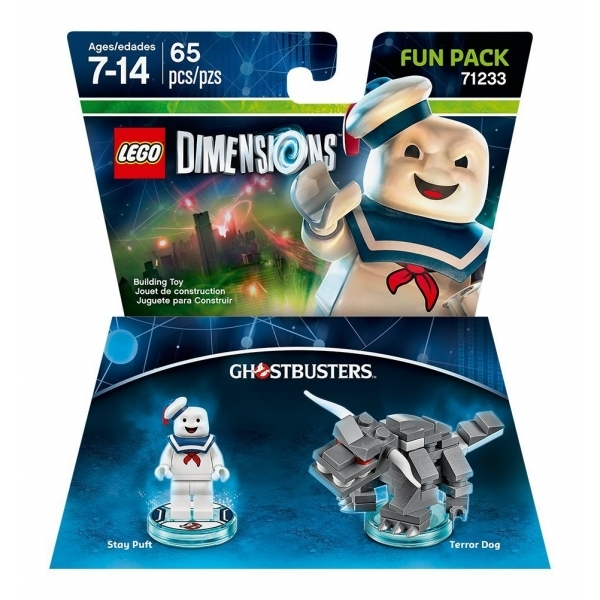 Stay Puft (Ghostbusters) LEGO Dimensions Fun Pack