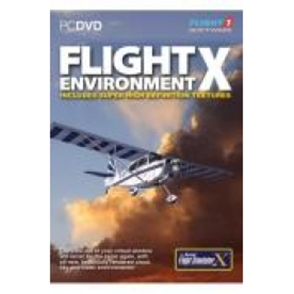 Flight Environment X Microsoft Flight Simulator X Add On Game PC
