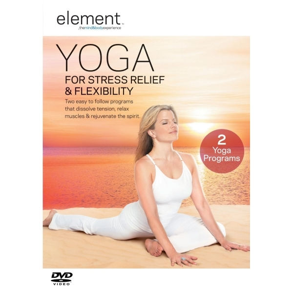 Element Yoga for Stress Relief & Flexibility DVD