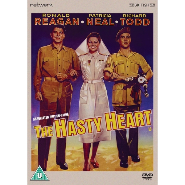 The Hasty Heart DVD