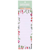 Gardening Notes Pack Of 12