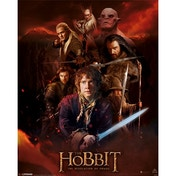 The Hobbit DOS Mini Poster