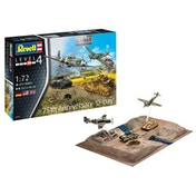 D-Day 75th Anniversary (Gift Set) Level 4 1:72 Scale Revell Model Kit