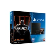 PlayStation 4 (500GB) Black Console with Call of Duty Black Ops 3