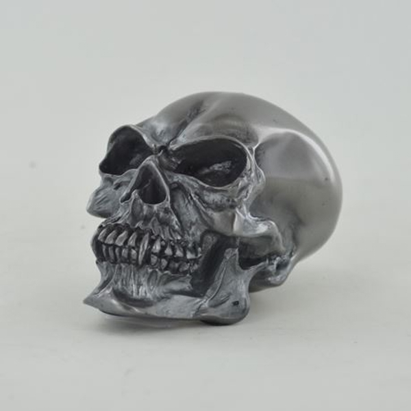 Celtic Skull Gun Metal (Small)