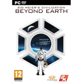 Sid Meier's Civilization Beyond Earth PC Game (with Exoplanets Map Pack DLC)