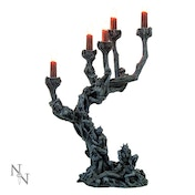 Hells Demons Candle Holder