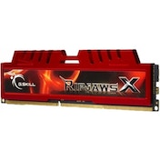 G.Skill RipjawsX 8GB (2x4GB) DDR3 PC3-12800 1600MHz Dual Channel Kit