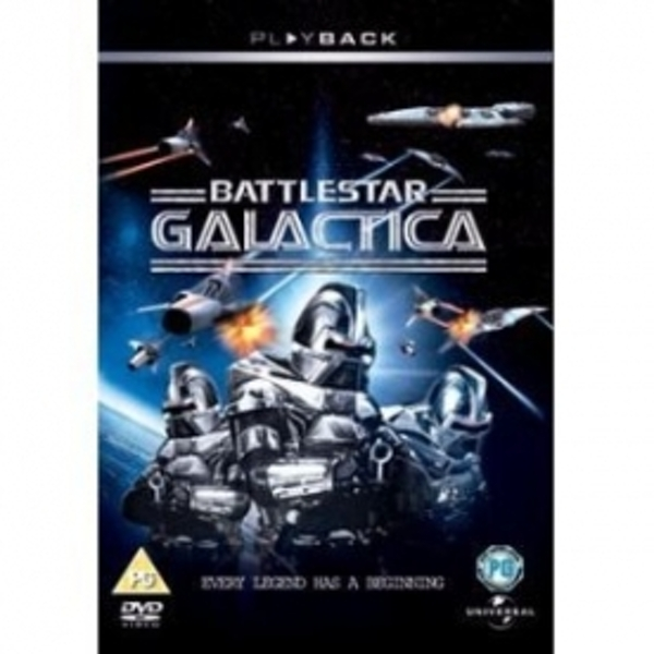Battlestar Galactica - The Movie (1978) DVD